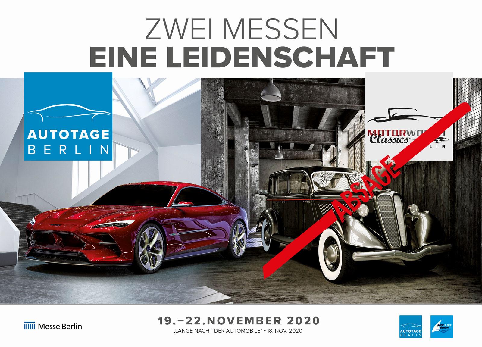 Autotage Berlin 2020